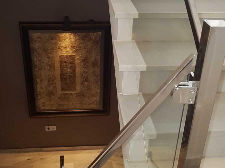 Escaleras de Cristal Cerramientos
